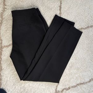 Investments Black Tapered Work Pants